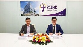 CUHK Medical Centre Pioneers in Hospital Logistics Management